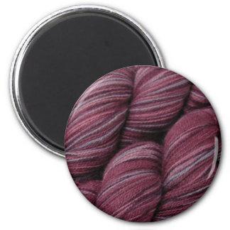 Poppies Purple! Magnet