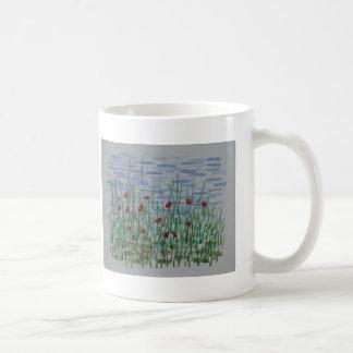 Poppies & Reeds Coffee Mug