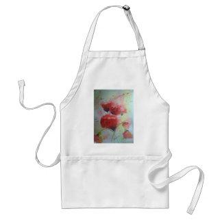 Poppies Standard Apron