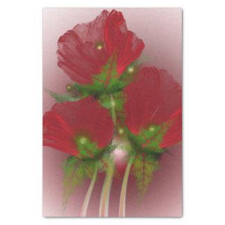 Poppies Tissue Tissue Paper