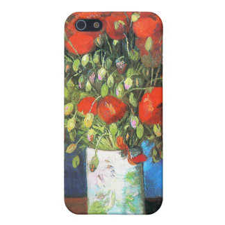 Poppies, Van Gogh Cover For iPhone 5