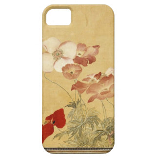 Poppies -  Yun Shouping (恽寿平) iPhone 5 Case