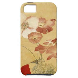 Poppies -  Yun Shouping (恽寿平) iPhone 5 Covers