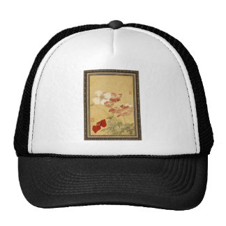 Poppies -  Yun Shouping (恽寿平) Trucker Hat