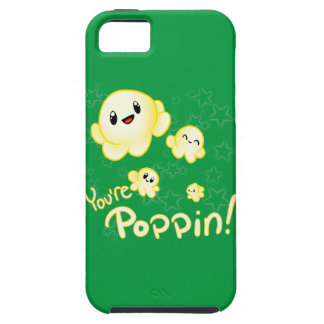 Poppin Popcorn iPhone 5 Cover