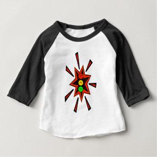 Popping Moody Stoplight Baby T-Shirt
