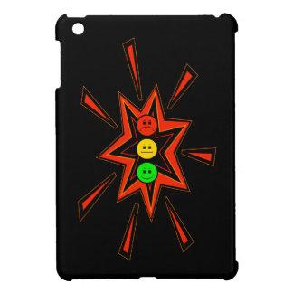Popping Moody Stoplight iPad Mini Cases