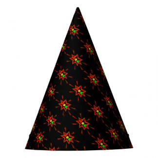 Popping Moody Stoplight Party Hat
