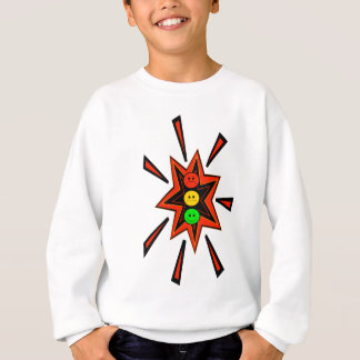 Popping Moody Stoplight Sweatshirt