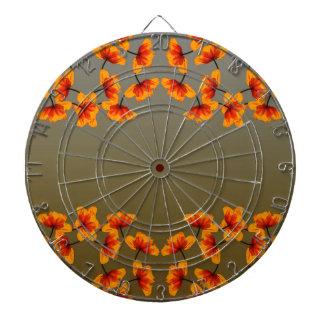poppy4 pattern dartboard