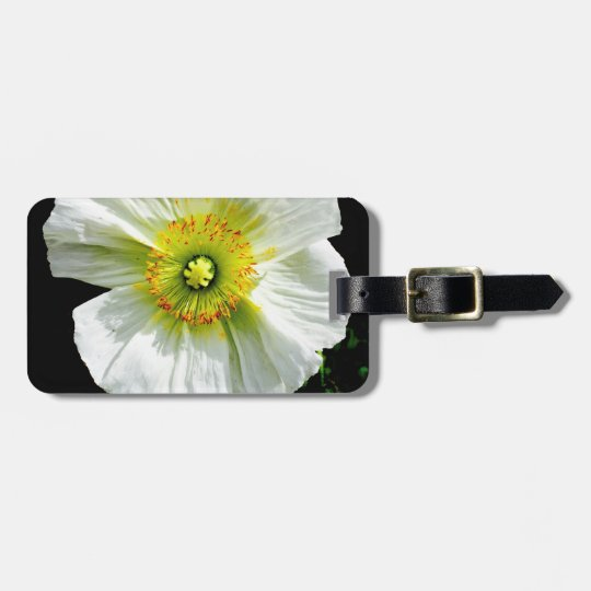 Poppy Bag Tag