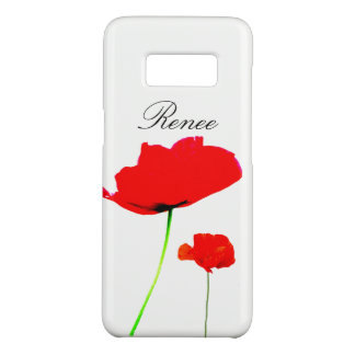POPPY Collection 05 Personalized Samsung Case