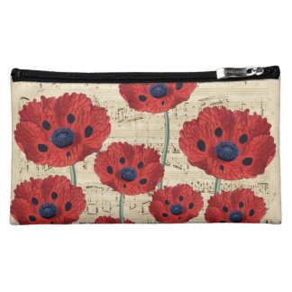 Poppy Dream Cosmetic Bag