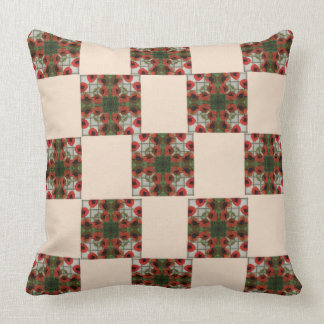 Poppy Explosion Pillow