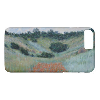 Poppy Field in a Hollow Near Giverny by Monet iPhone 7 Plus Case