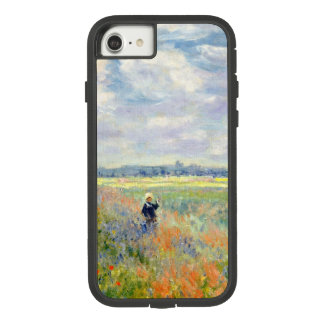 Poppy Fields near Argenteuil by Claude Monet Case-Mate Tough Extreme iPhone 8/7 Case