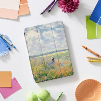 Poppy Fields near Argenteuil by Claude Monet iPad Air Cover