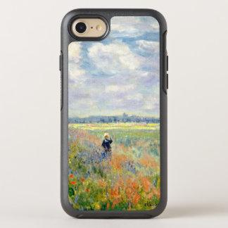 Poppy Fields near Argenteuil by Claude Monet OtterBox Symmetry iPhone 8/7 Case