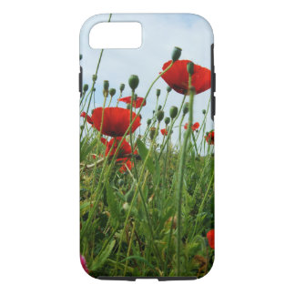 Poppy Floral iPhone 7 Case