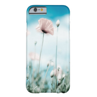 Poppy Flowers Barely There iPhone 6 Case