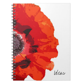 Poppy Ideas Notebook