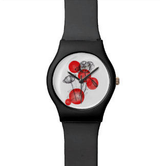 poppy illustration watch