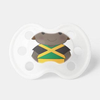 Poppy Jamaica Boy Pacifiers