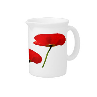 POPPY JUG/PITCHER PITCHER