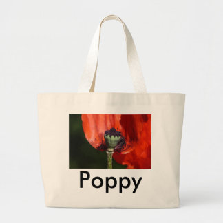 Poppy Jumbo Tote Bag