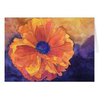 Poppy Love Card