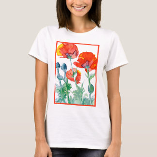 POPPY LUCIOUS RED T-Shirt