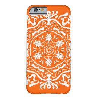 Poppy Mandala Barely There iPhone 6 Case