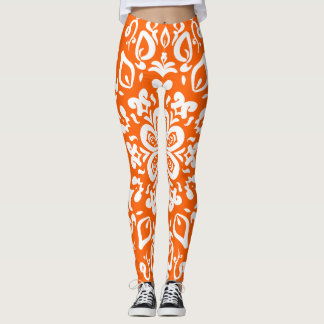 Poppy Mandala Leggings