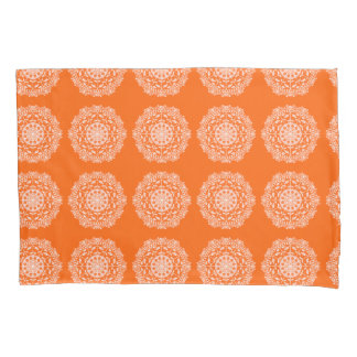 Poppy Mandala Pillowcase