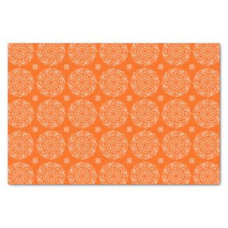 Poppy Mandala Tissue Paper