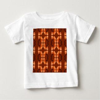poppy pattern baby T-Shirt
