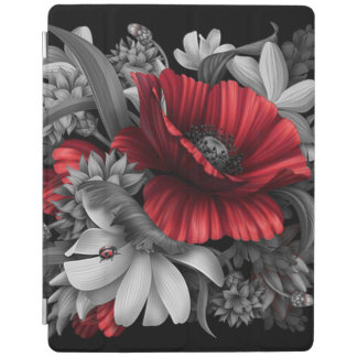Poppy Pops Out iPad Cover