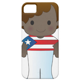 Poppy Puerto Rico Boy iPhone 5 Covers
