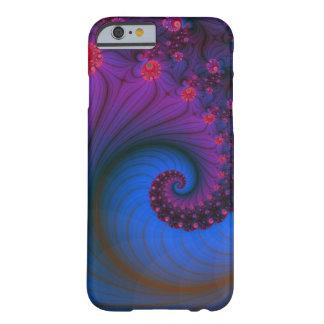 Poppy Row Vortex iPhone 6 case