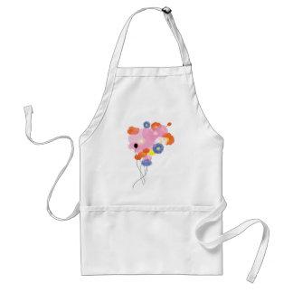 poppy standard apron