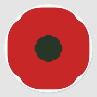 Poppy Stickers