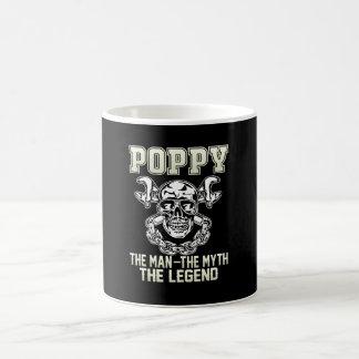 POPPY THE MAN COFFEE MUG