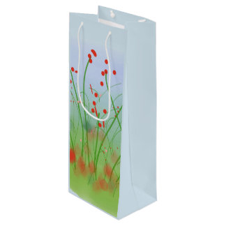 Poppyfield Wine Gift Bag