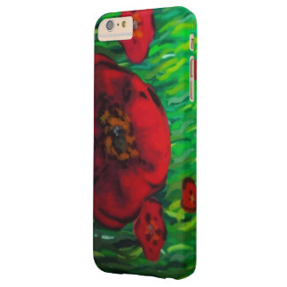 Poppyflowers iPhone 6 covering Barely There iPhone 6 Plus Case