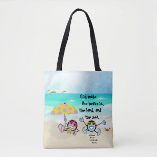 "Pops' Peeps ""The You & The Me"" Tote Bag"