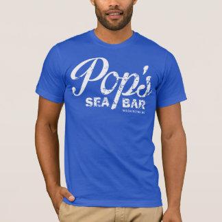 Pop's Rough Blue Tee
