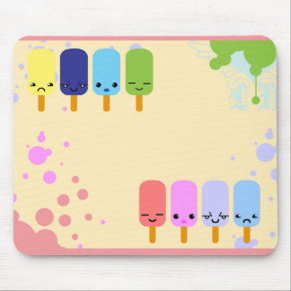 Popsicle Mouse Pad