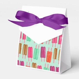 Popsicle Party Favor Box