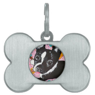 Popsicle Pup Pet ID Tag