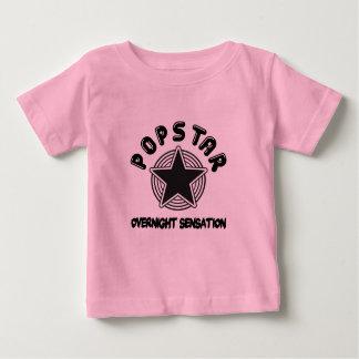 Popstar Overnight Sensation Baby T-Shirt